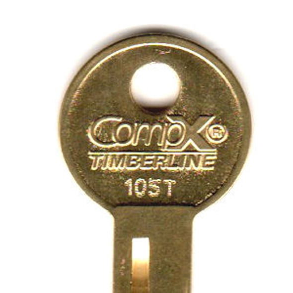 Cut Key, Timberline 105T/105TA