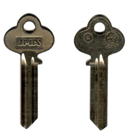JMA LWO-11D Key Blank for Lockwood N-Section 6pin A1015N