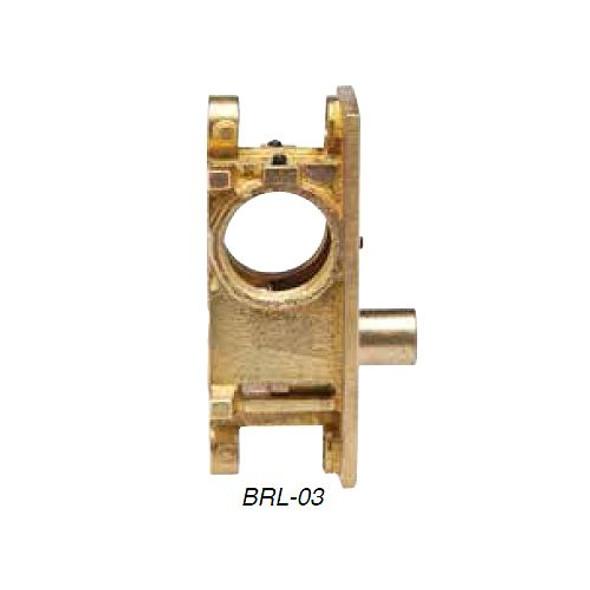 Ilco BRL-03 Bottom Rail Lock, for Glass Doors