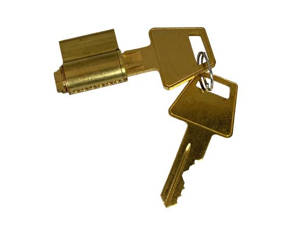 American Lock APTC12WR2 KD with R2 Key Restriction Keyed Different 2 Keys