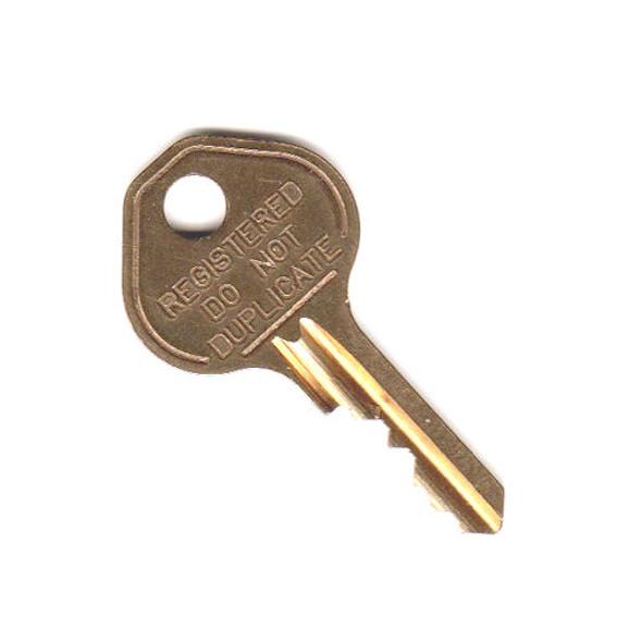 Cut Master Key F/1525 Locks