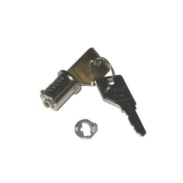 Lock Core/Plug F23 101E, for HON E Series (Chrome)