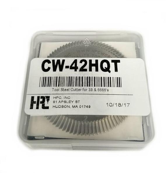 HPC CW-42HQT Cutter Wheel For 3333HQT