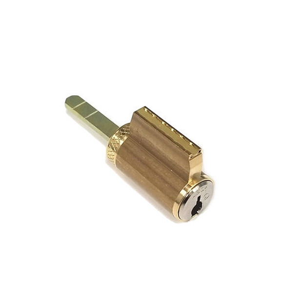 ASSA 98611-626-KD-545 Entry Lock Cylinder with 2 Keys, Maximum+