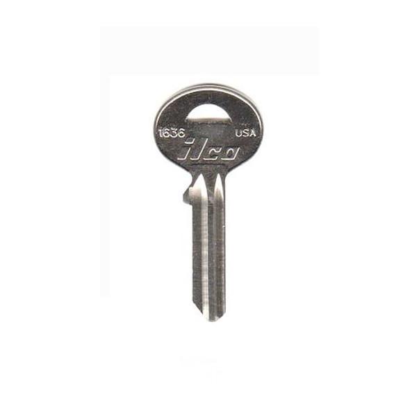 Ilco 1636 Key Blank for McGunn/Sun