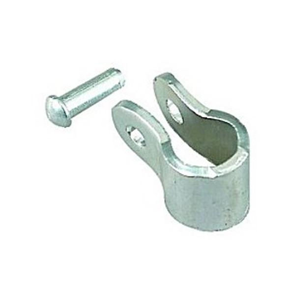 """Master Lock 71SC8 Collar, 1/4"""" Diam. (12-Pack)"""