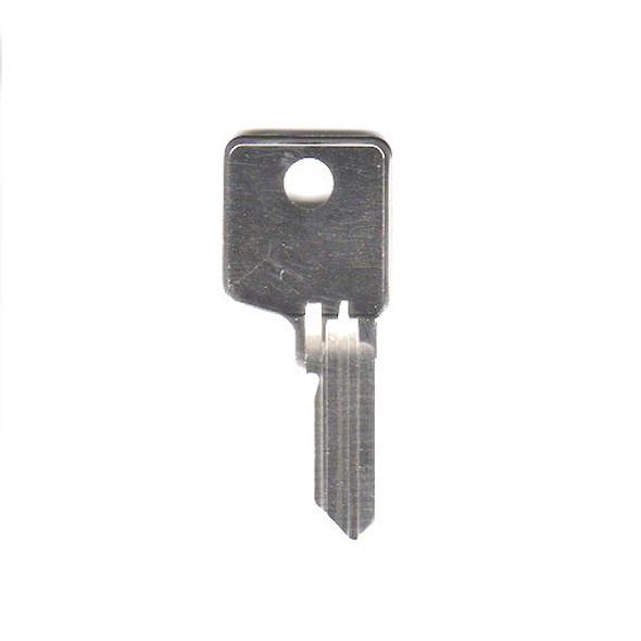 Key blank, Ilco DM VO for DOM
