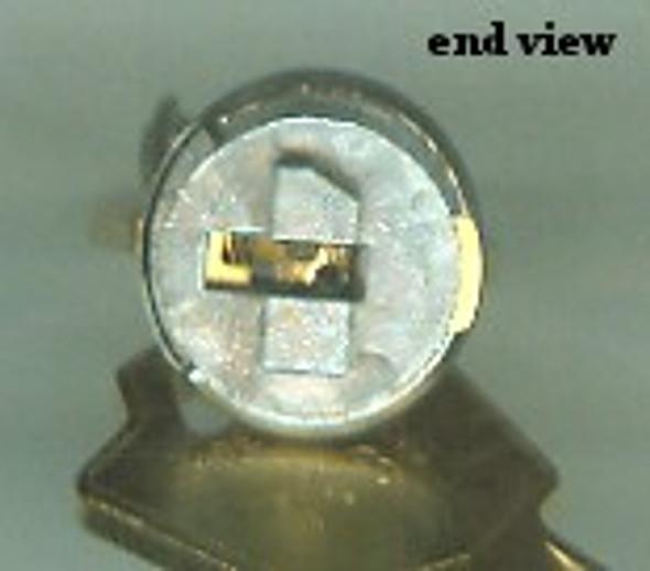 Lock Core/Plug F23 214E, for HON E Series (Chrome)