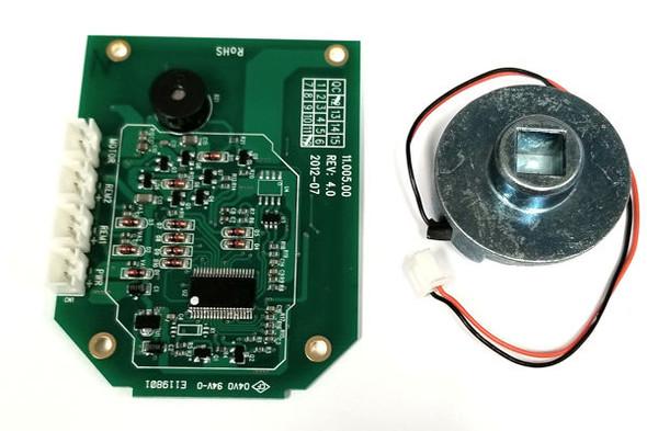 Codelocks MK1-5 Circuit Board and Motor, For CL5000 Series