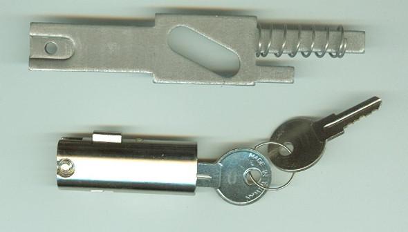 Lock Kit, Holga Style 2162 Plunger KA K22