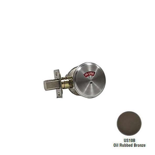 Schlage B571 613 Deadbolt with Indicator