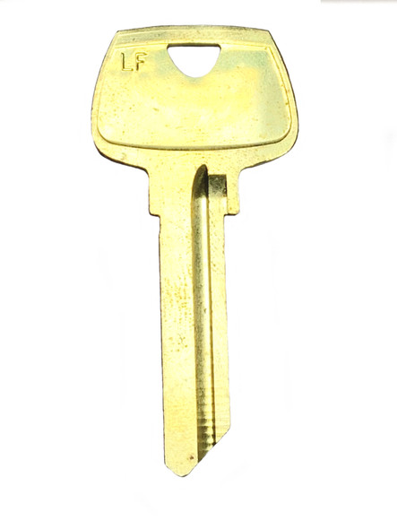 Sargent 6275LF OEM Key Blank, LF Section 6-pin