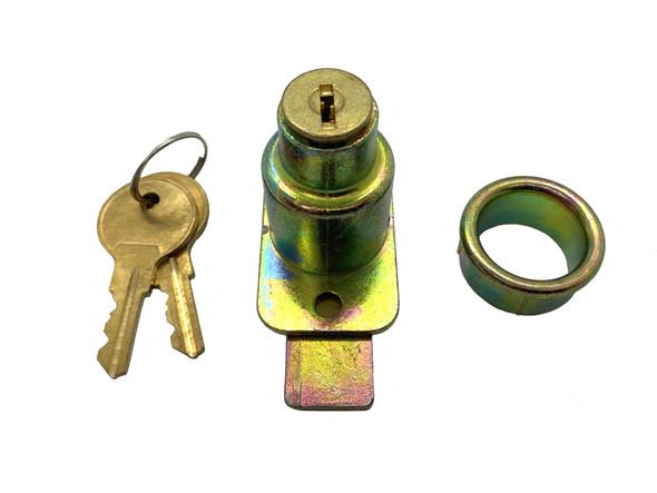 Sterling CD-1068-US3 KD, Sliding Door Lock, Keyed Random