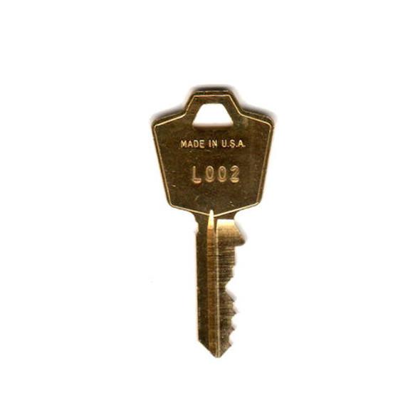 Cut Key, ESP/Hudson HON L002