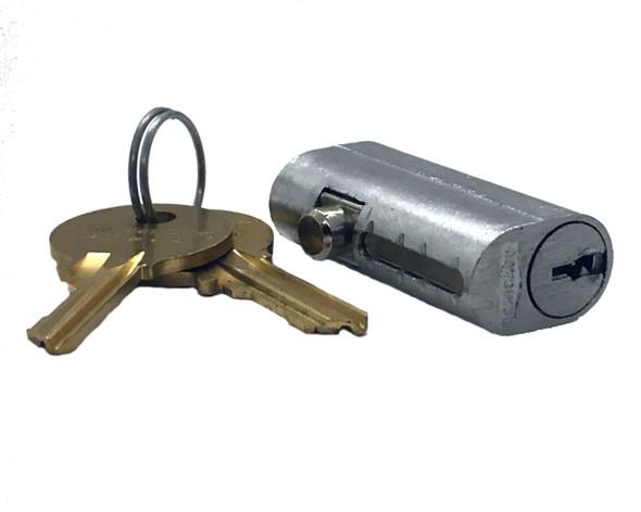 File Cabinet Lock, Chicago CEXP-19DC KA 5X75