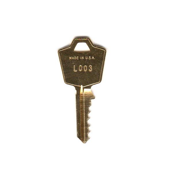 Cut Key, ESP/Hudson HON L003