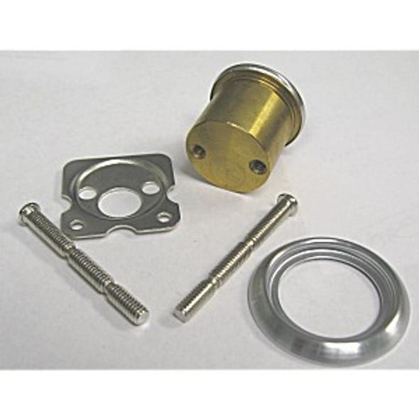 Rim Cylinder, Dummy R118D 10B Dark Bronze