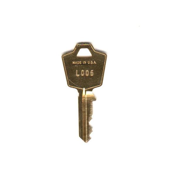 Cut Key, ESP/Hudson HON L006