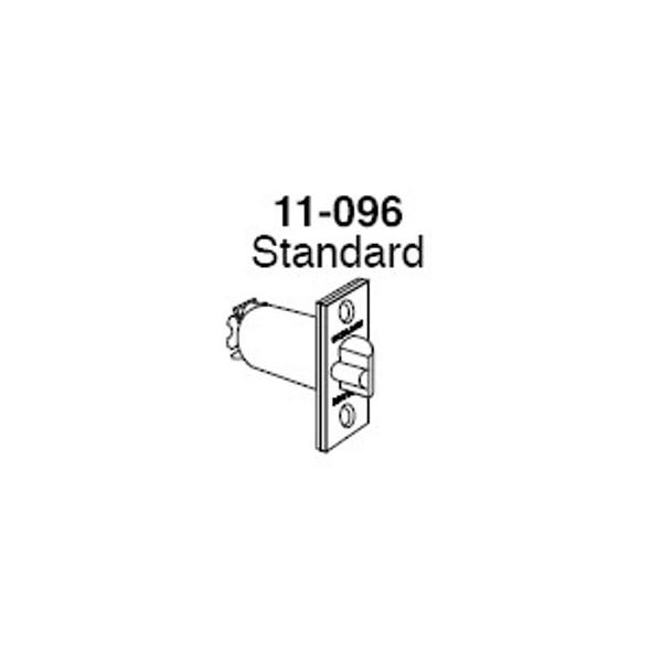 Deadlatch, Schlage 11-096 613 2-3/4 A-Series