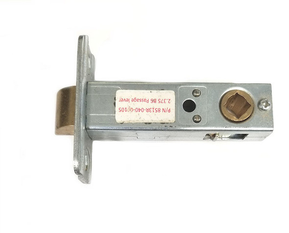 """Baldwin 8513R.000 Passage Latch, 2-3/8"""" For Lever"""