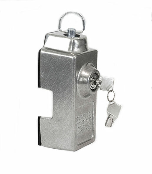 Cargo Trailer Lock, DL80 KA 51132