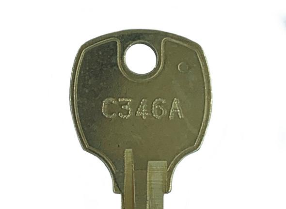 Compx National C346A Precut Key