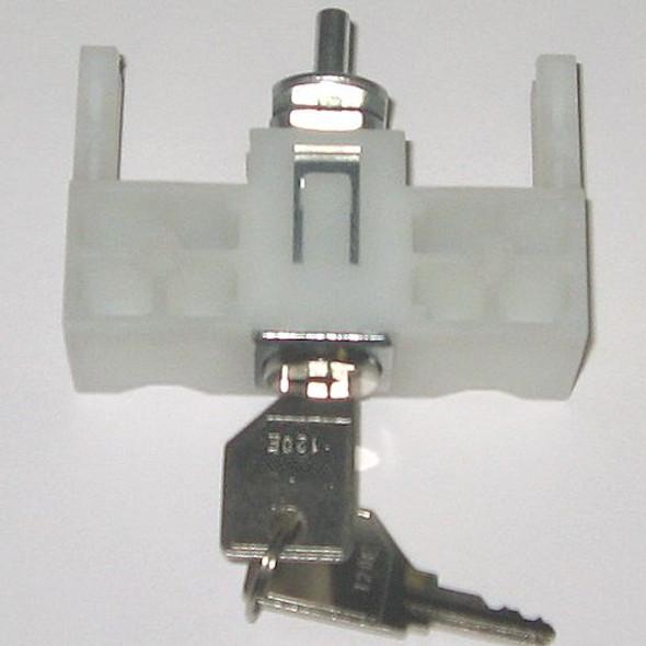 Lateral File Lock, HON E-Series, Key Code 103E