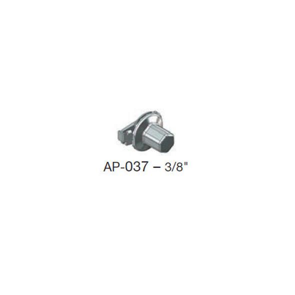 Adjustable Pin, 3/8 D037AP/AP-037