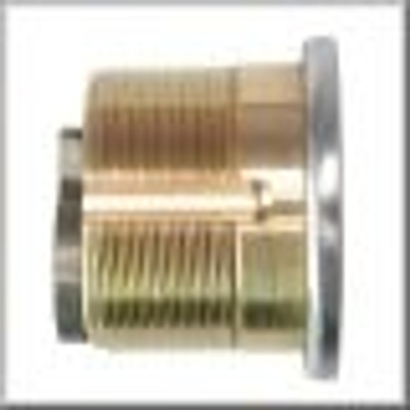 GMS M118-SA-10B Mortise Cylinder 1-1/8, Sargent LA, Keyed Alike (2-Pack)