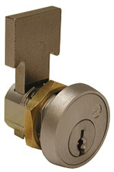 Olympus T37 Drawer Lock, T-Bolt 26D, Factory Keyed