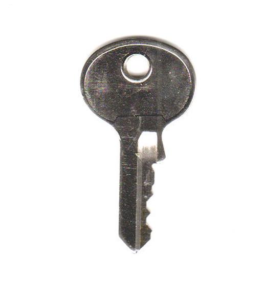 Cut Key, #10 for SRS/Hon 2190 - Sold Each Key