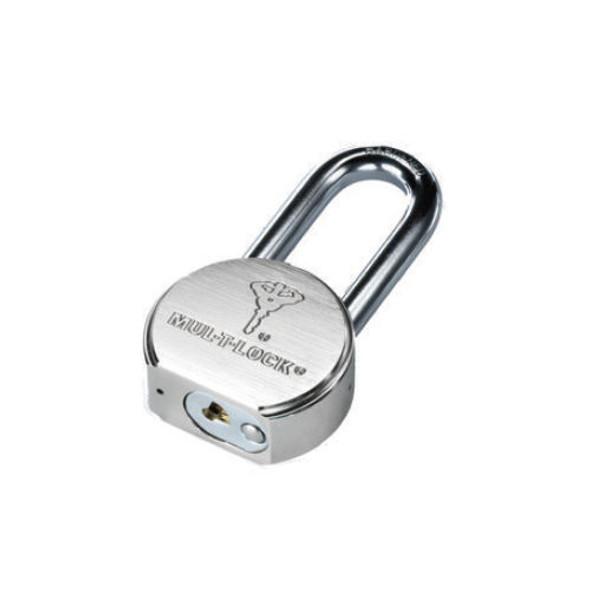Padlock, Mul-T-Lock 206SP-TSR50 Custom Keyed