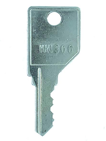 Master Key, for MK-300 Series 101-330 Pundra/Wesko