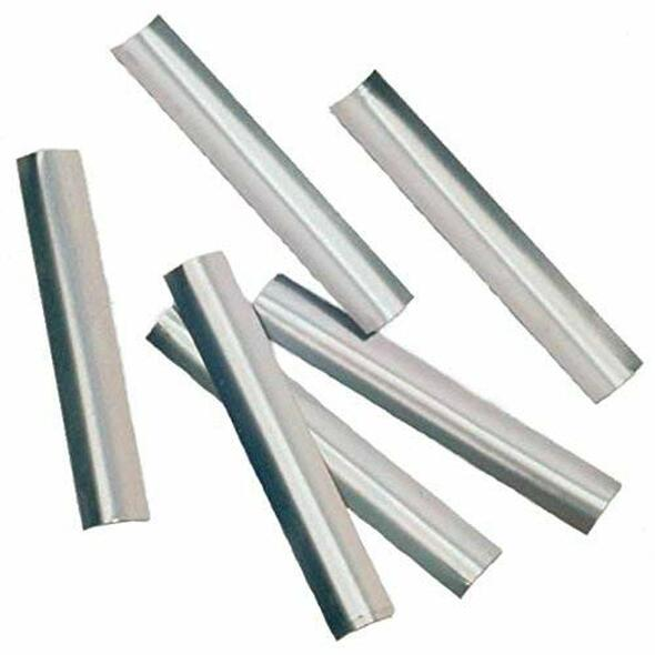Lab LSM025 Shims, Stainless Steel 25PK
