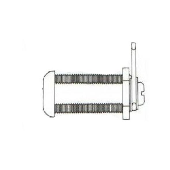 "ESP ULR-1750STD KA HL302 Stainless Finish Cam Lock, 1-3/4"", Keyed Alike HL302"