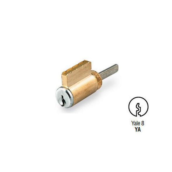 GMS K001-YA-26D Key-In-Knob Cylinder,  Yale Para, Keyed Different