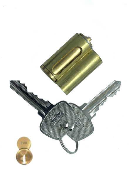 Cylinder, Abus 8302-700, for 83/45 Sargent LA - LC