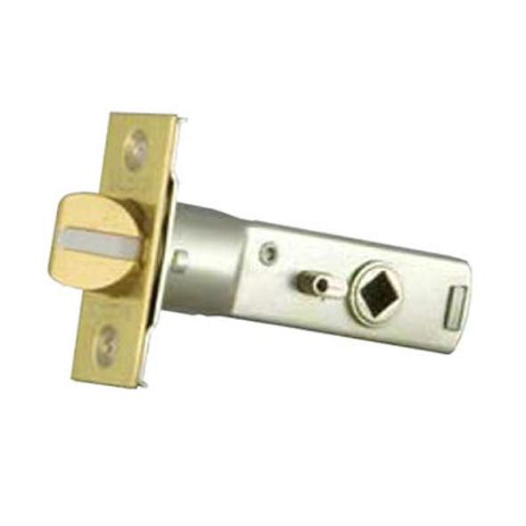 Privacy Latch, Baldwin 5513.030P 2-3/8 Estate Lever