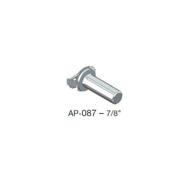 Adjustable pin, 7/8 D087AP/AP-087