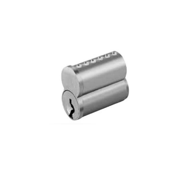 Ilco 28016-BK SFIC Core 6 Pin K 26D, Custom Keyed