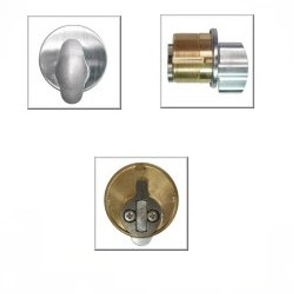 Thumb Turn, Mortise Cylinder 1-1/8, M118T US3