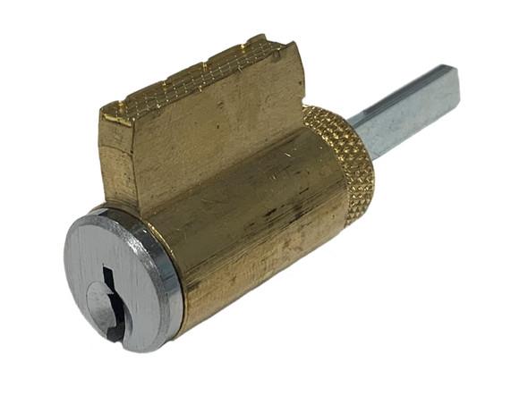 GMS K001-YGA 26D Key-In-Knob Cylinder, Yale GA, Custom Keyed