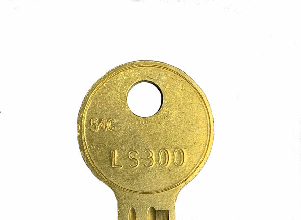 Cut Key, LSDA LS300 Precut Key