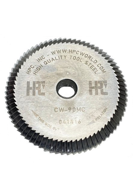 HPC CW-90MC Key Cutter Wheel