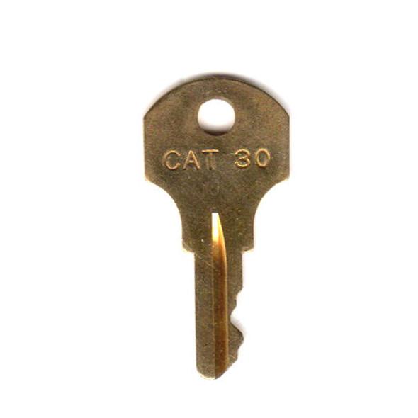 Cut Key, CCL/Illinois CAT30 - Sold Each Key