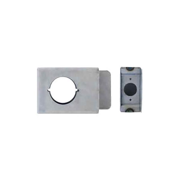 Keedex Weldable Gatebox, K-BXSGL234-SS, Stainless Steel