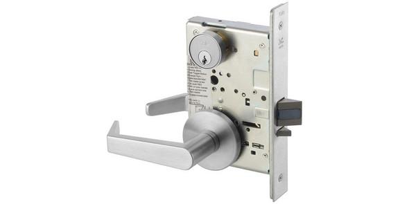 Mortise Lock, Yale AUR 8807 26D L/C Entry Function