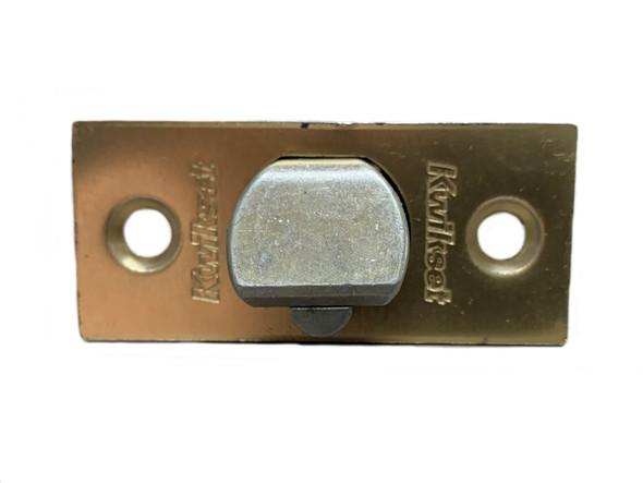 Kwikset 83014 US3 Deadlatch 5in Backset