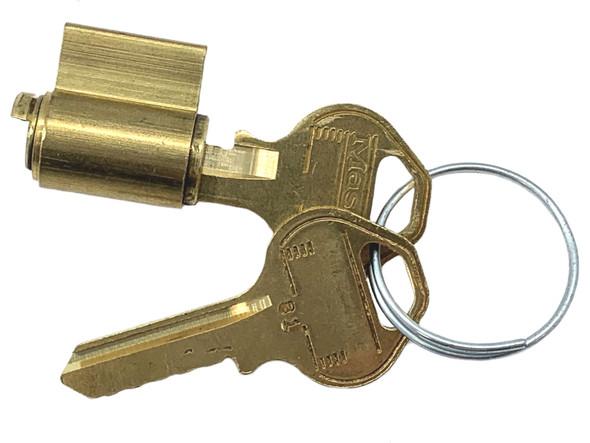 Master Lock Cylinder, for Padlock 81 Custom Keyed