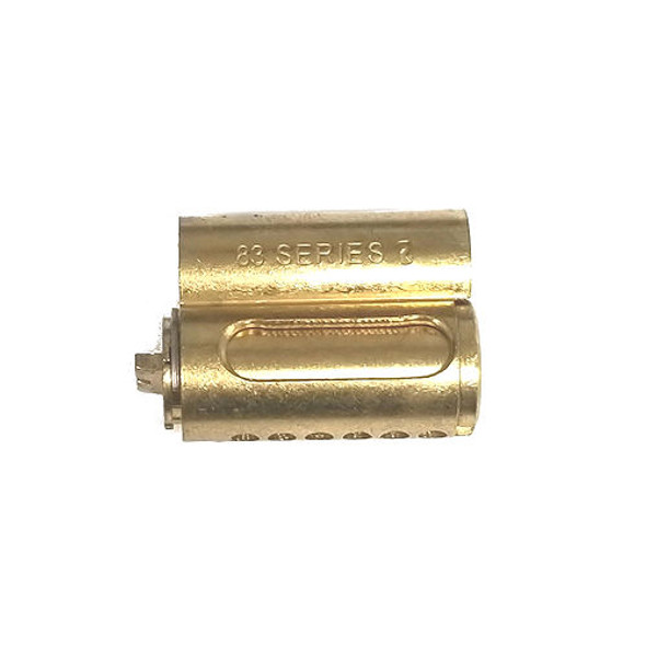 Cylinder, Abus 8302-3000, for 83/45 SCH C-L (Keyed Different)